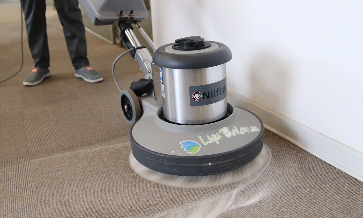 Providing Cleaning Equipment