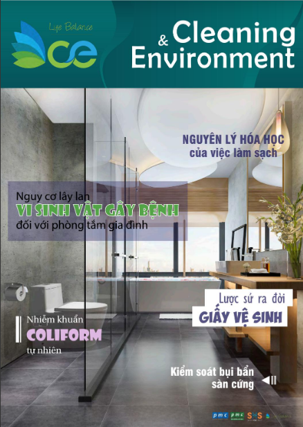 Tạp chí CLEANING & ENVIRONMENT   Life Balance – No.2